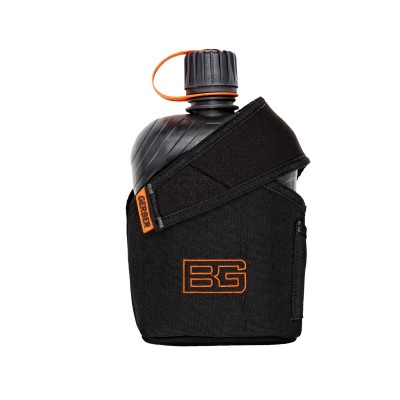 Фляга Gerber Bear Grylls Canteen Water Bottle with Cooking Cup, 31-001062