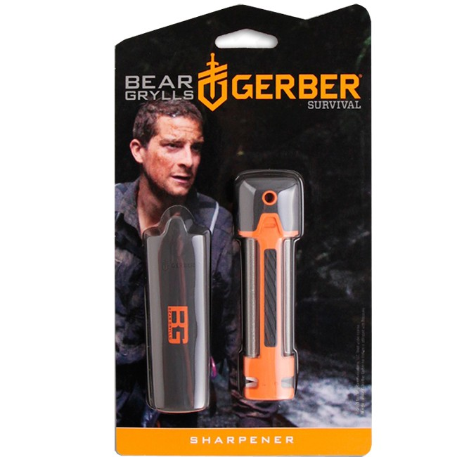 Точилка Gerber Bear Grylls Field Sharpener, блистер, 31-001270