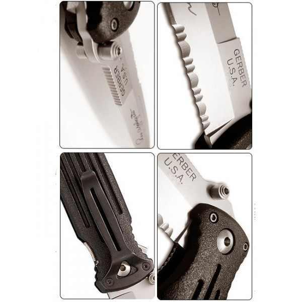 Складной нож Gerber Applegate Combat Folder, 05780N